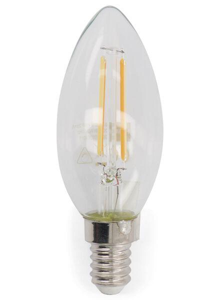 LED lamp 40W - 470 lm - kaars - helder - 20020019 - HEMA