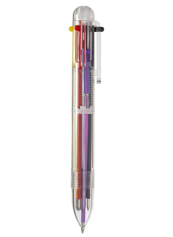HEMA 6 Kleurenpen Basis