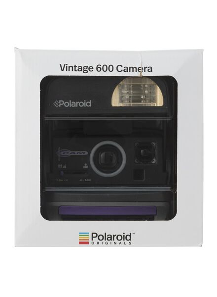 Refurbished Polaroid Originals Vintage 600 camera - 61100012 - HEMA