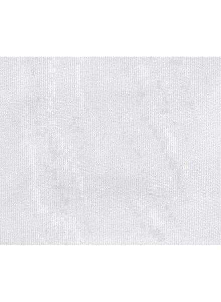 2-pak tiener soft tops zwart/wit zwart/wit - 1000006610 - HEMA