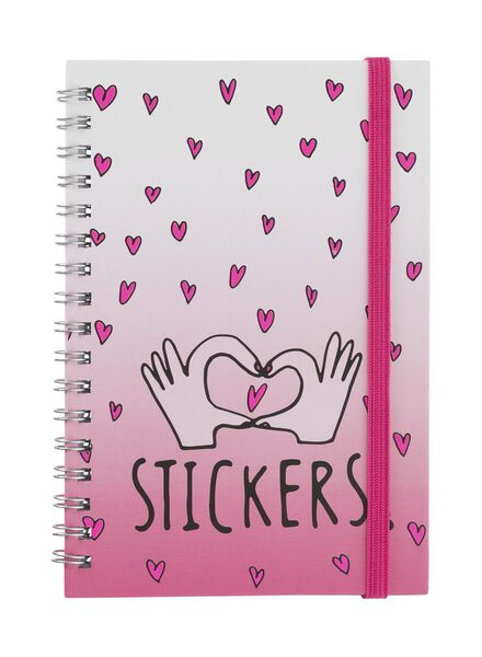 stickerboek - 14588171 - HEMA