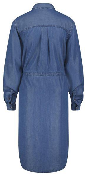 damesjurk lichtblauw lichtblauw - 1000023969 - HEMA