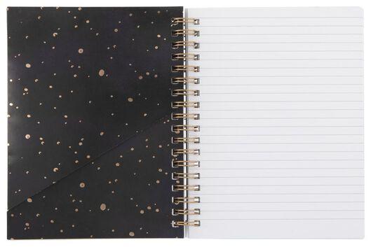 notitieboek 16.5x13 - gradient - 14126669 - HEMA