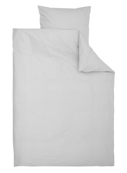 soft cotton dekbedovertrekset 140 x 200 cm - 5700131 - HEMA