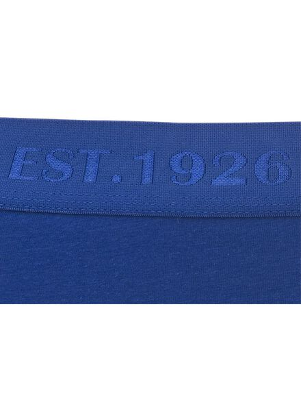 damesboxer blauw blauw - 1000006580 - HEMA
