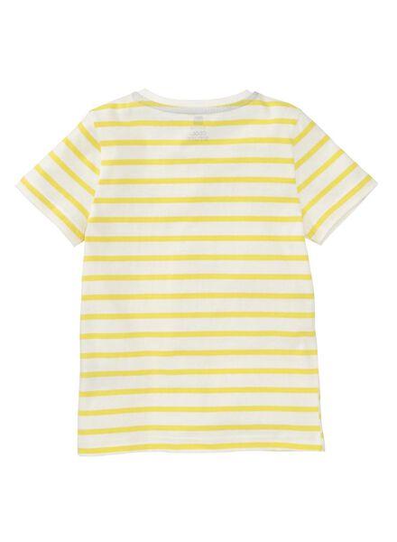 kinder t-shirt wit - 1000008021 - HEMA