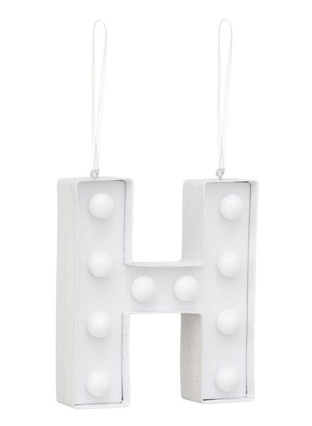 mini circusverlichting H - 25501717 - HEMA