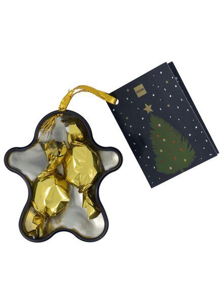 kersthanger met chocolade boules - 10040012 - HEMA