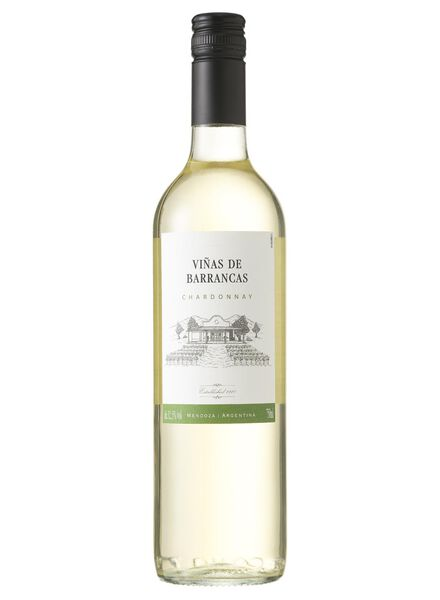 viñas de barrancas chardonnay - wit - 17370428 - HEMA