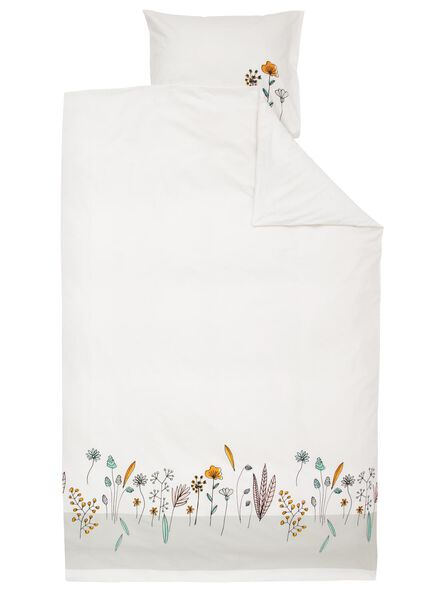 soft cotton dekbedovertrek 140 x 200 cm - 5750031 - HEMA