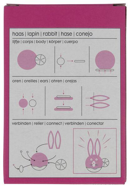 boetseerklei konijn - 15920012 - HEMA