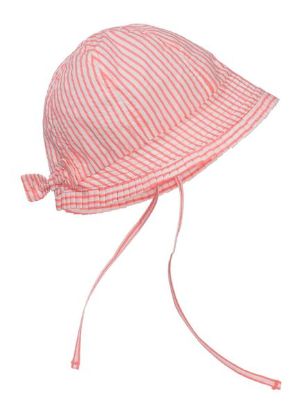 babyhoedje roze roze - 1000012408 - HEMA