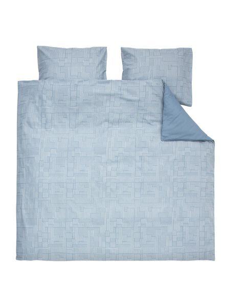 soft cotton dekbedovertrek 240 x 220 cm - 5750012 - HEMA