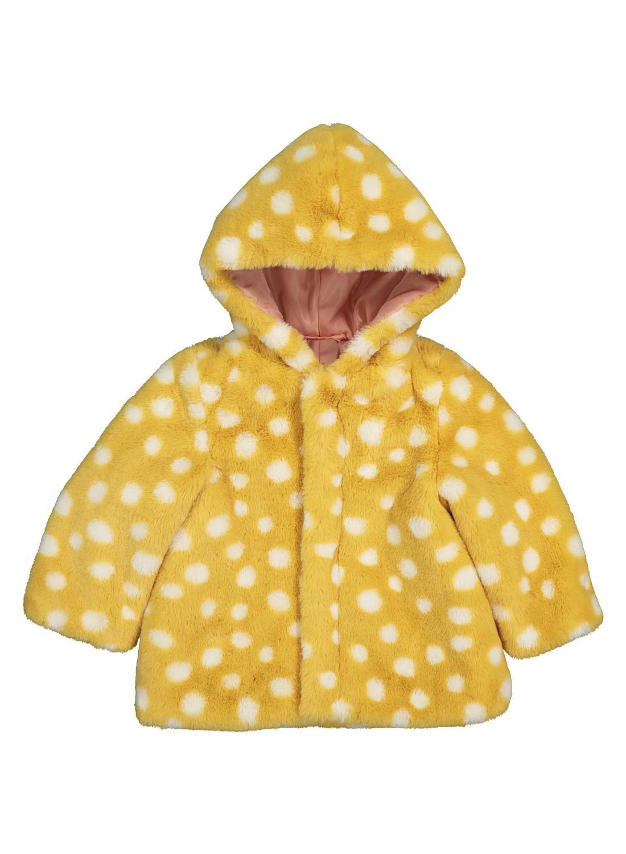 HEMA Babyjas - Imitatiebont Geel (geel)