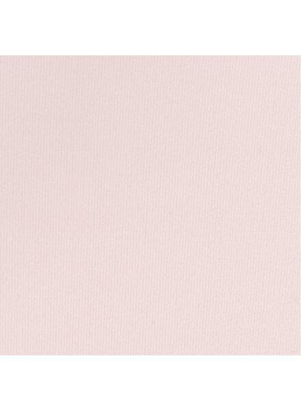 damesslip lichtroze lichtroze - 1000008568 - HEMA