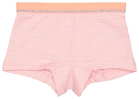 3-pak kinderboxers roze roze - 1000017797 - HEMA