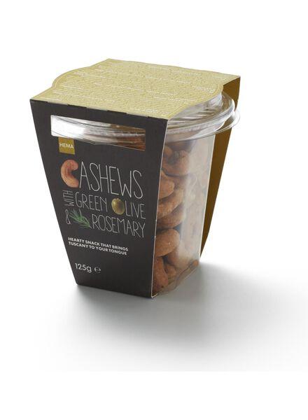 cashewnoten met olijven en rozemarijn - 10663041 - HEMA