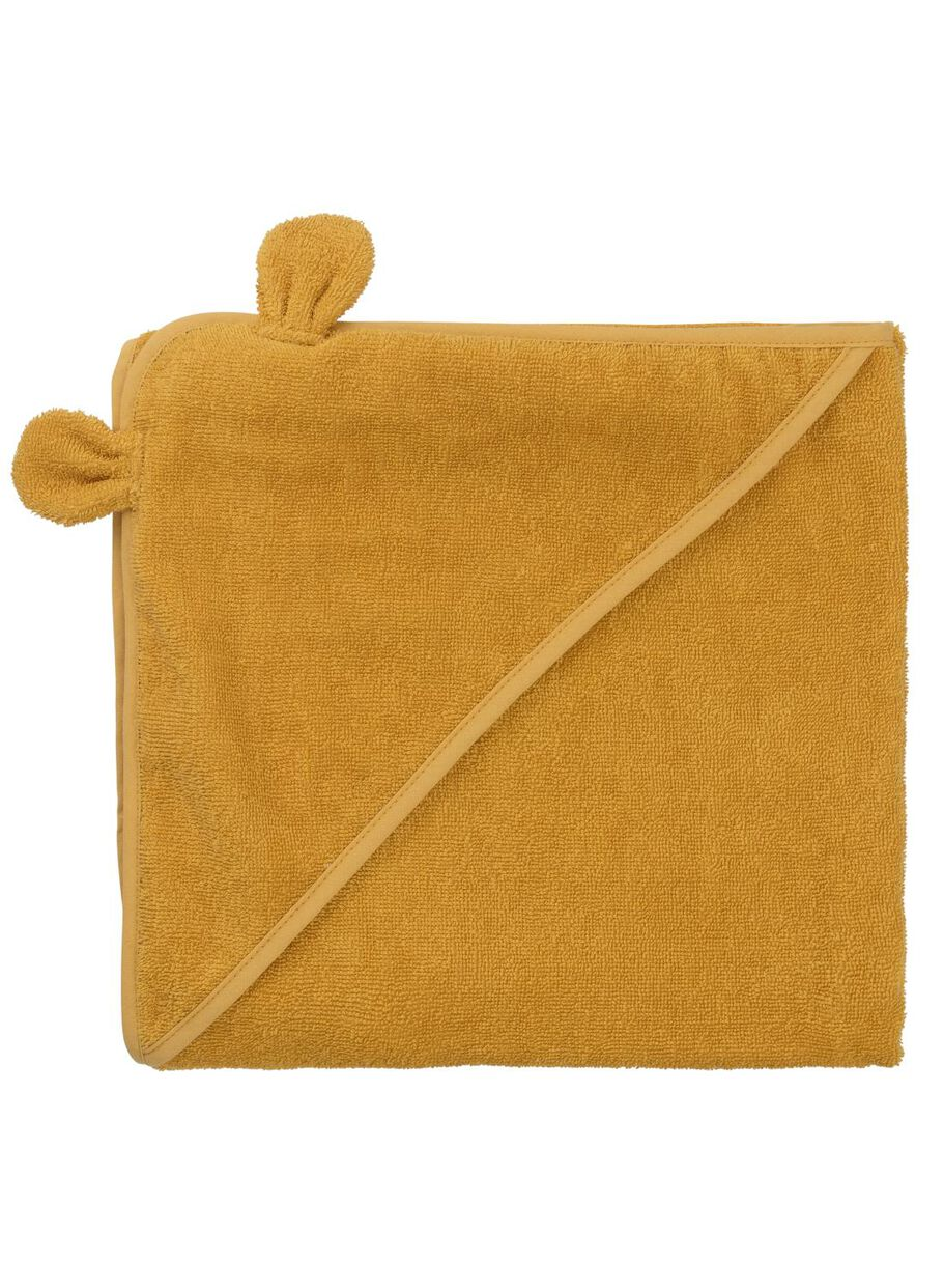 Handdoek Cape Hema.Baby Badcape 100 X 100 Cm