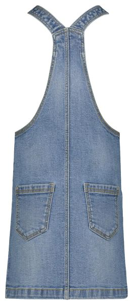 kinder salopette denim denim 158/164 - 30860470 - HEMA