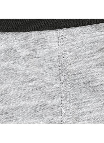 2-pak kinder boxers zwart zwart - 1000001452 - HEMA