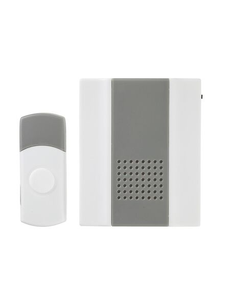 draadloze deurbel - 81040011 - HEMA