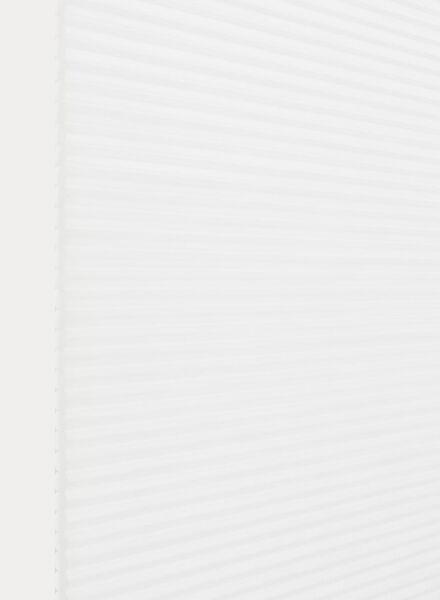 plissé dubbel lichtdoorlatend / gekleurde achterzijde 25 mm - 7430009 - HEMA
