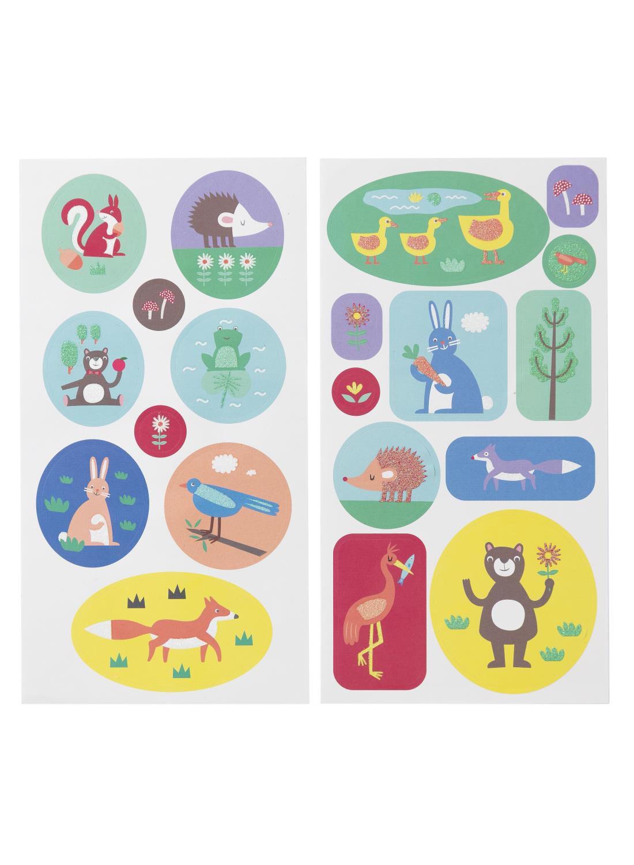 HEMA 2-pak Stickers