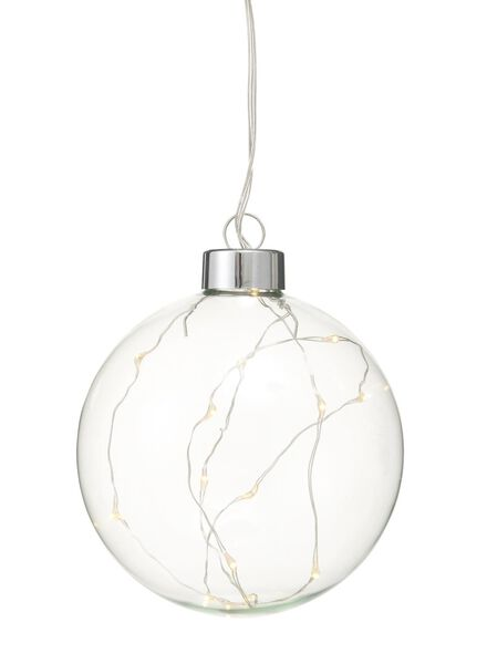LED kerstbal - 25502717 - HEMA