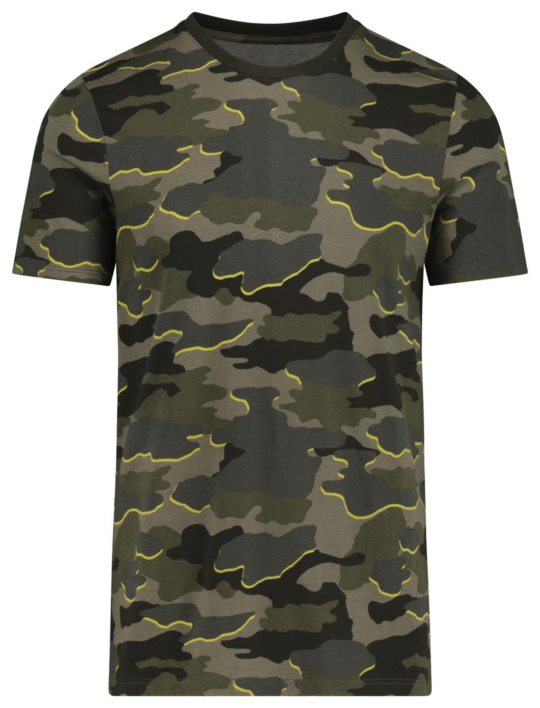 HEMA T-shirt Voor Volwassenen Mini-me Groen (groen)