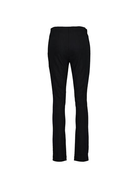 damesbroek zwart zwart - 1000015090 - HEMA