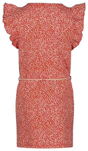 kinderjurk rood rood - 1000018980 - HEMA