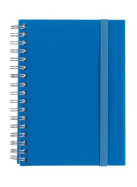 notitieboek A6 gelinieerd - 14160074 - HEMA