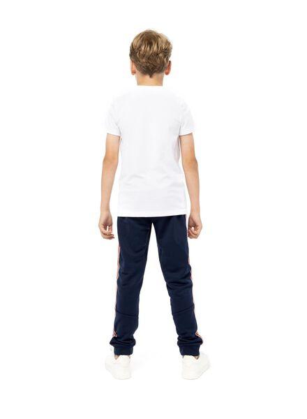 kindertrainingsbroek donkerblauw donkerblauw - 1000013946 - HEMA