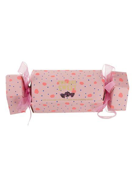 gevulde chocolade - melkcrème en knettersnoep - 60900214 - HEMA