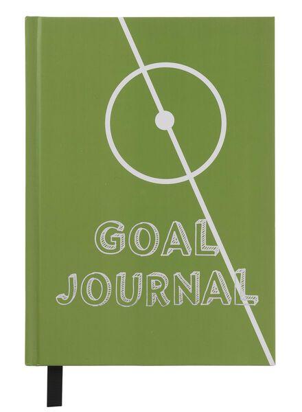 notitieboek goal journal - 60700265 - HEMA