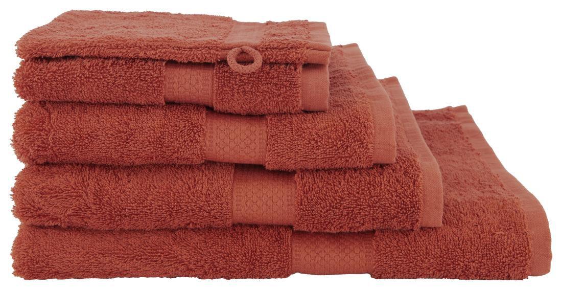 HEMA Handdoeken - Zware Kwaliteit Terra (terra)