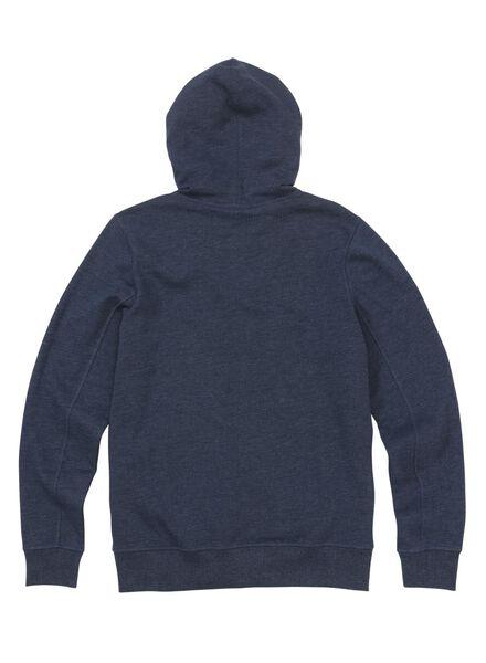 heren sweatervest donkerblauw donkerblauw - 1000011428 - HEMA