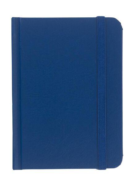 notitieboek A6 gelinieerd - 14101334 - HEMA