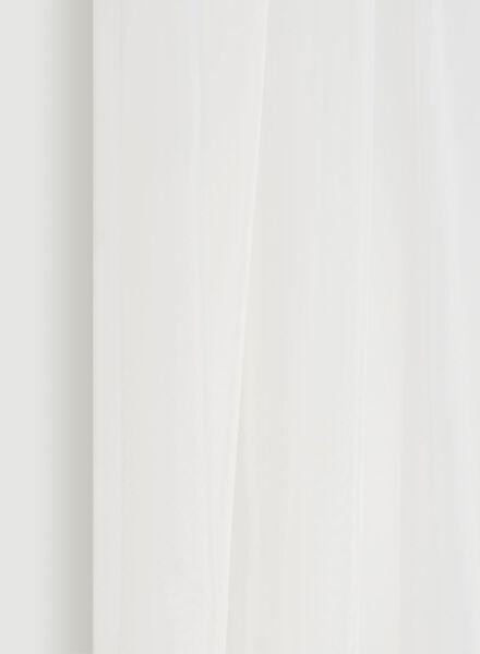gordijnstof voile uni - 7121700 - HEMA