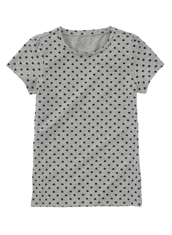 HEMA 2-pak Kinder T-shirts Lichtroze (lichtroze)