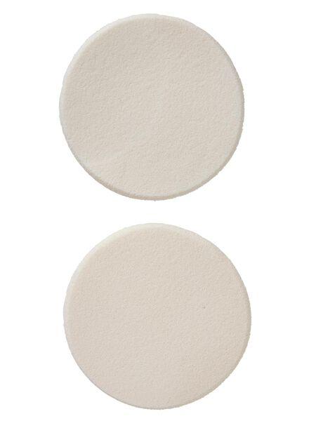 2-pak make-up sponsjes - 11200031 - HEMA