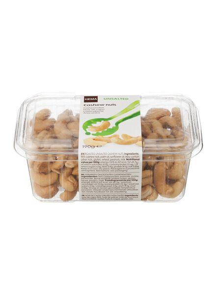 cashewnoten ongezouten - 10673009 - HEMA