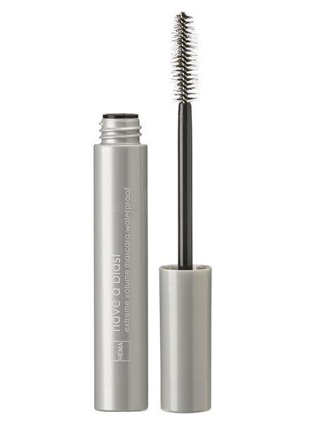 extreme volume mascara waterproof - 11210073 - HEMA