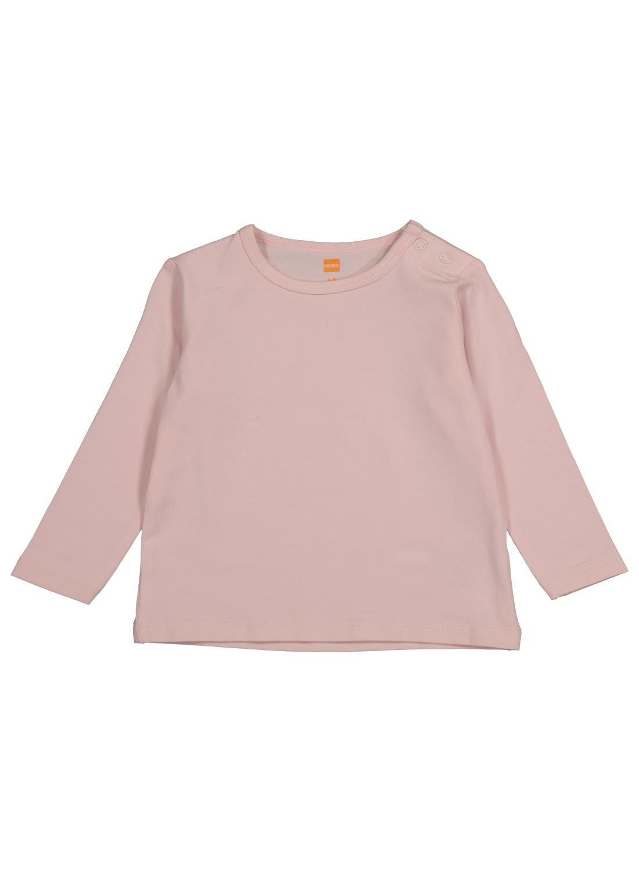 HEMA Baby T-shirt Met Bamboe Lichtroze (lichtroze)