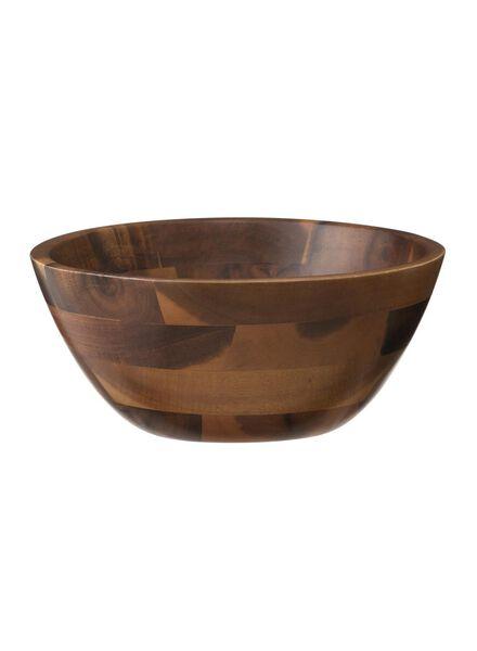 houten kom Ø 18 cm - 80810282 - HEMA