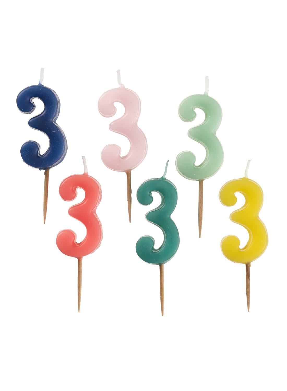 HEMA Cijferkaars 3 (multicolor)