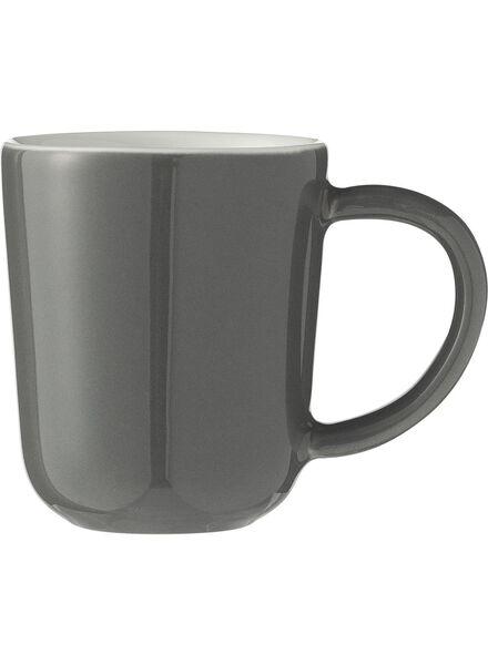espressomok - 80 ml - Chicago - grijs - 9650501 - HEMA