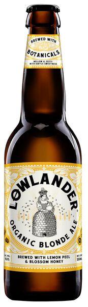 Lowlander Organic Blonde 0.33L - 17440012 - HEMA