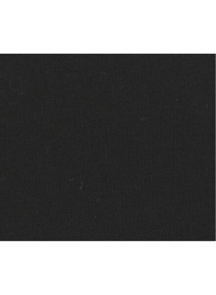 dames singlet zwart zwart - 1000008380 - HEMA