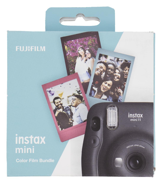 HEMA Fujifilm Instax Color Bundel (3x10/pk)